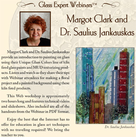 Webinar DVD/ Margo Clark & Dr. SJ Texture, Dimension and Color