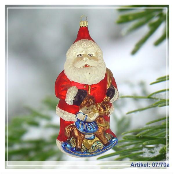 Collectible Santa