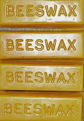 1 oz. Beeswax Block