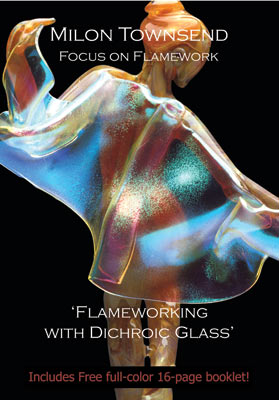 Flameworking with Dichroic Glass