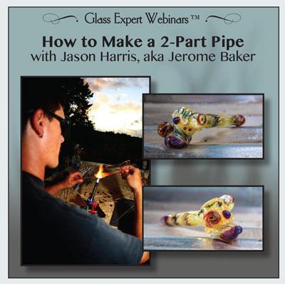 Webinar DVD/ Jason Harris/ How to Make a 2 Part Pipe