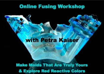 Webinar DVD/  Petra Kaiser Mold Making & Red Reactive Glasses